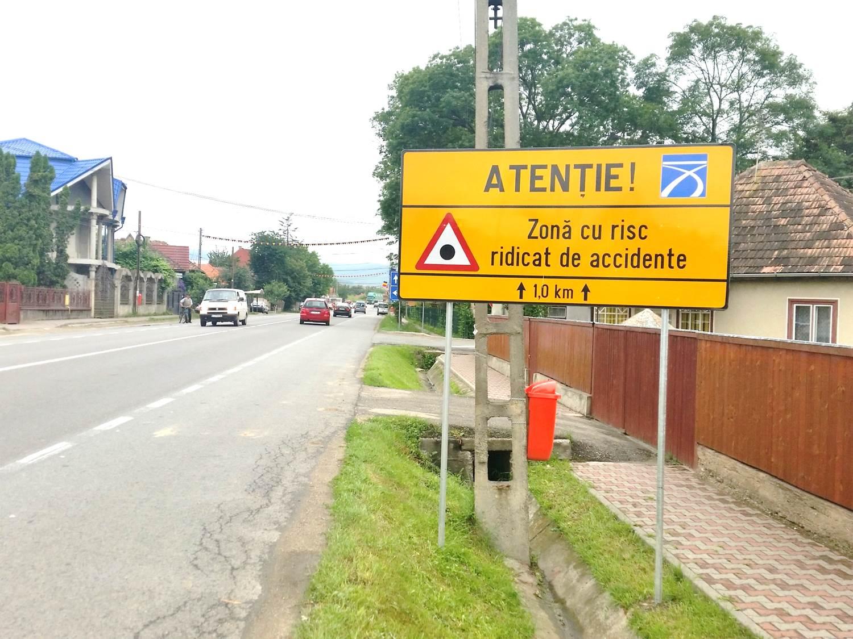 Statisticile dureroase ale sigurantei rutiere in Romania anului 2015