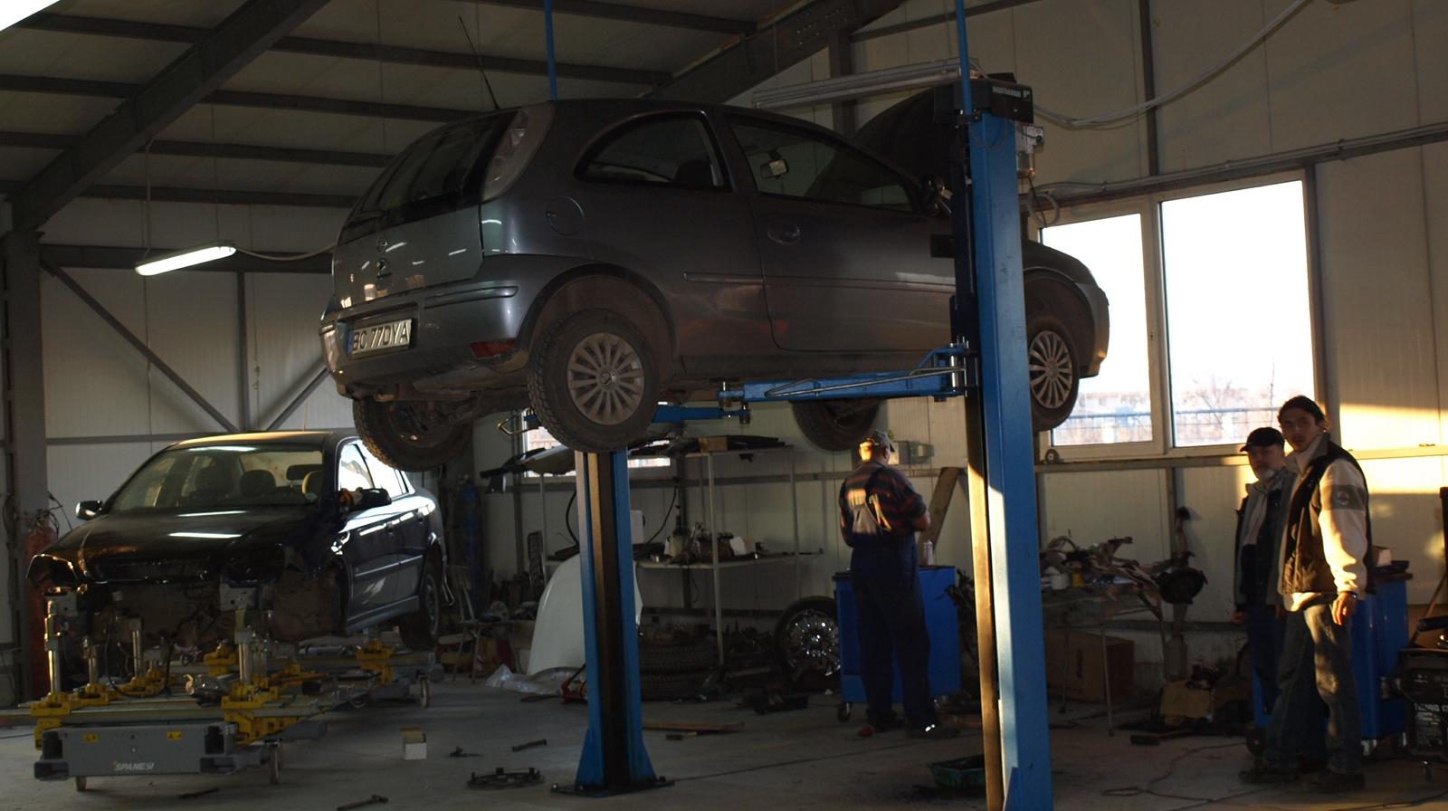 Norme de protecția muncii pentru atelierele auto